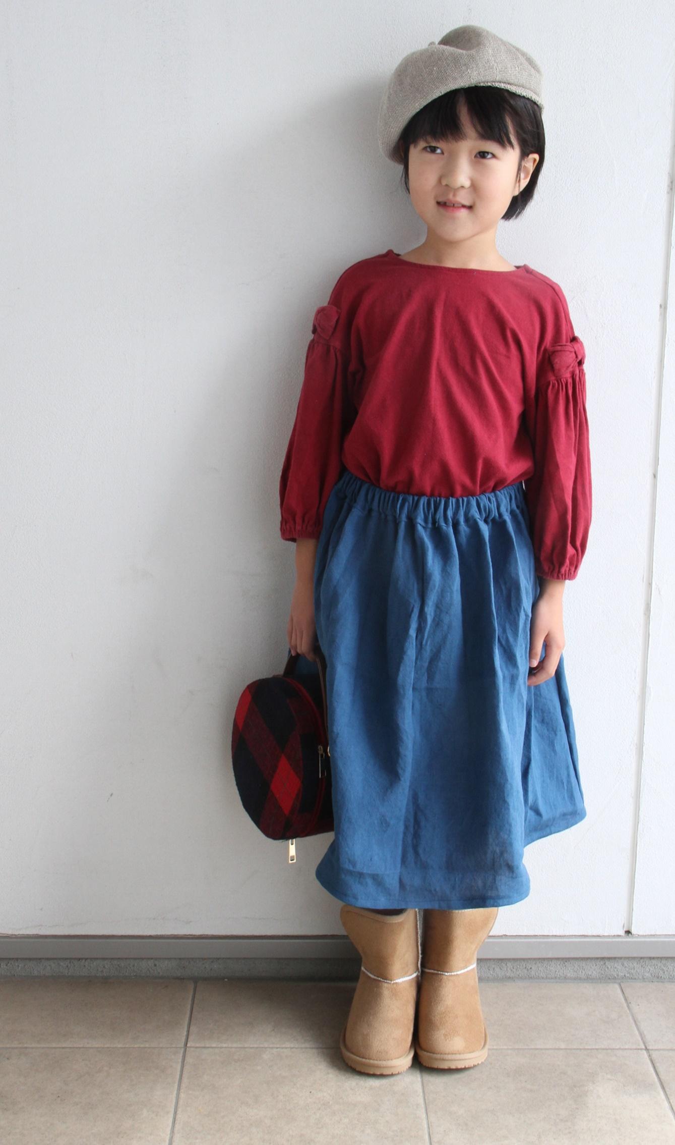 めいスカート6