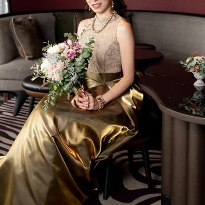 岩﨑さんドレス1