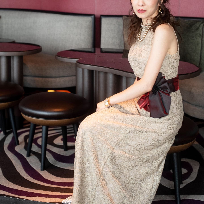 岩﨑さんドレス3